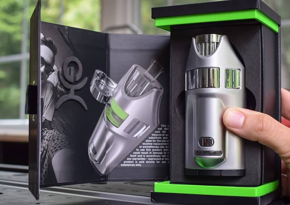 ghost mv1 vaporizer review